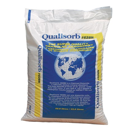 Qualisorb Oil Absorbent (Floor Dry)
