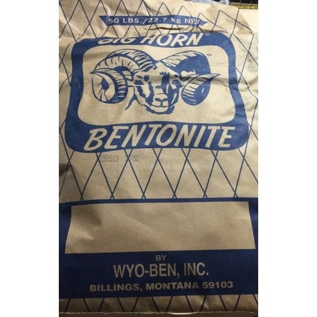 BENTONITE 50lbs Bag (PILING POWDER)