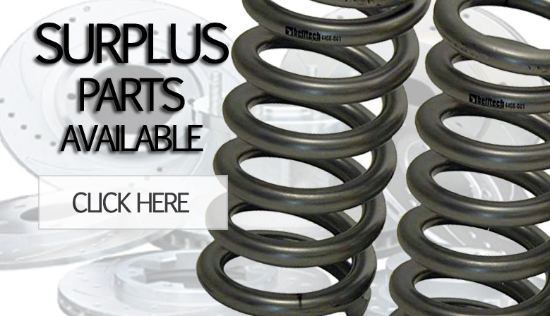 SURPLUS PARTS